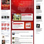Facebook KitKat Page