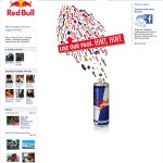 Facebook RedBull Page