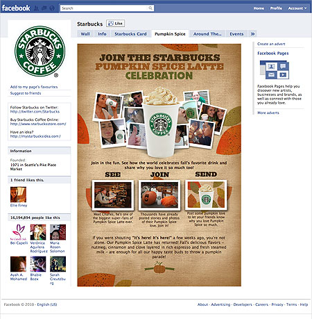 how to create a company profile page on facebook
