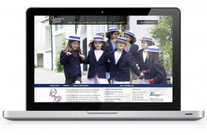 Queen's Gate School website