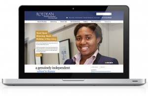 Roedean School Website
