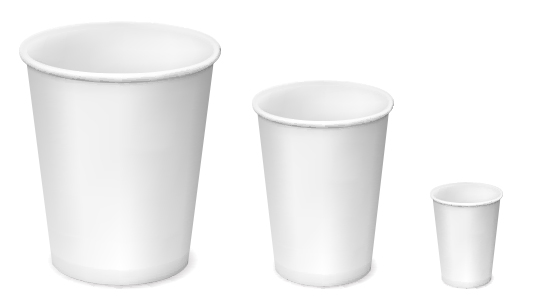 Competitor Cups