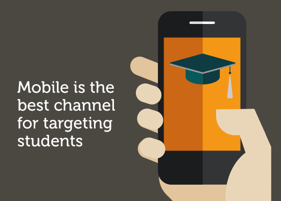Mobile marketing for Students